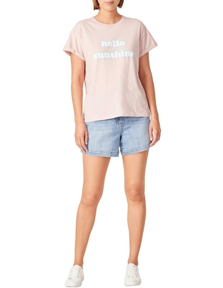 Hello Sunshine T Shirt image 2