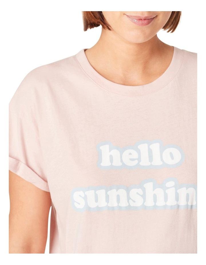 Hello Sunshine T Shirt image 4