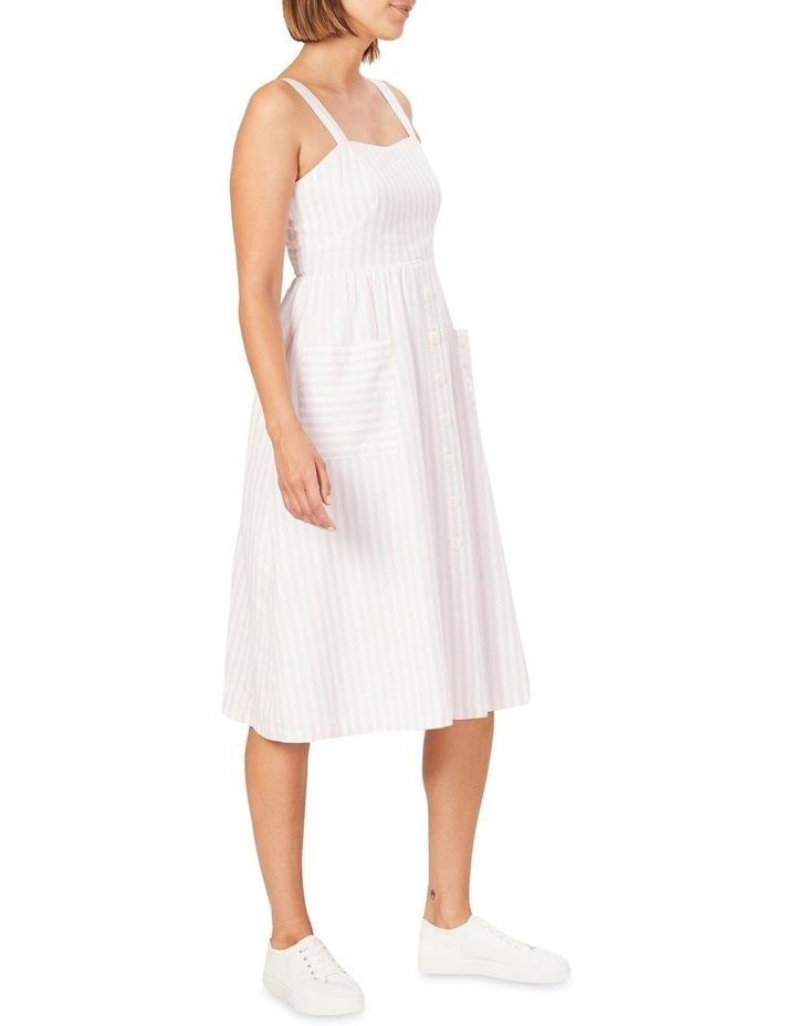 Stripe Bustier Dress image 2