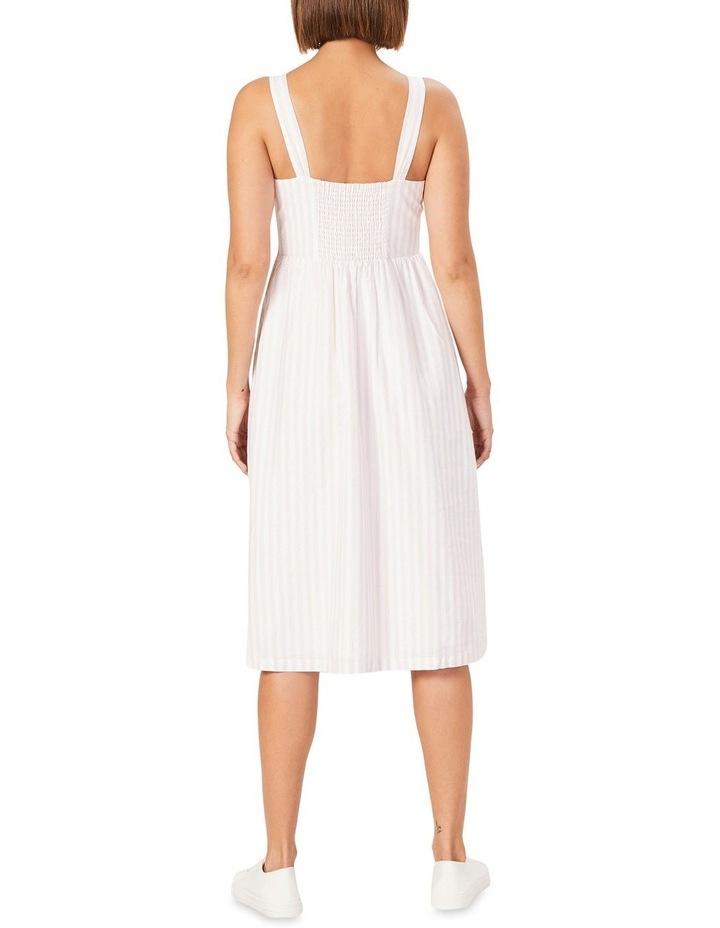 Stripe Bustier Dress image 3