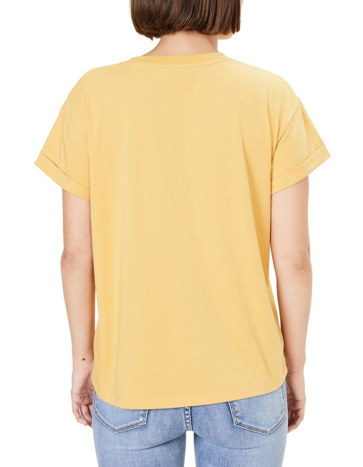Boyfriend Organic Crew T Shirt image 3