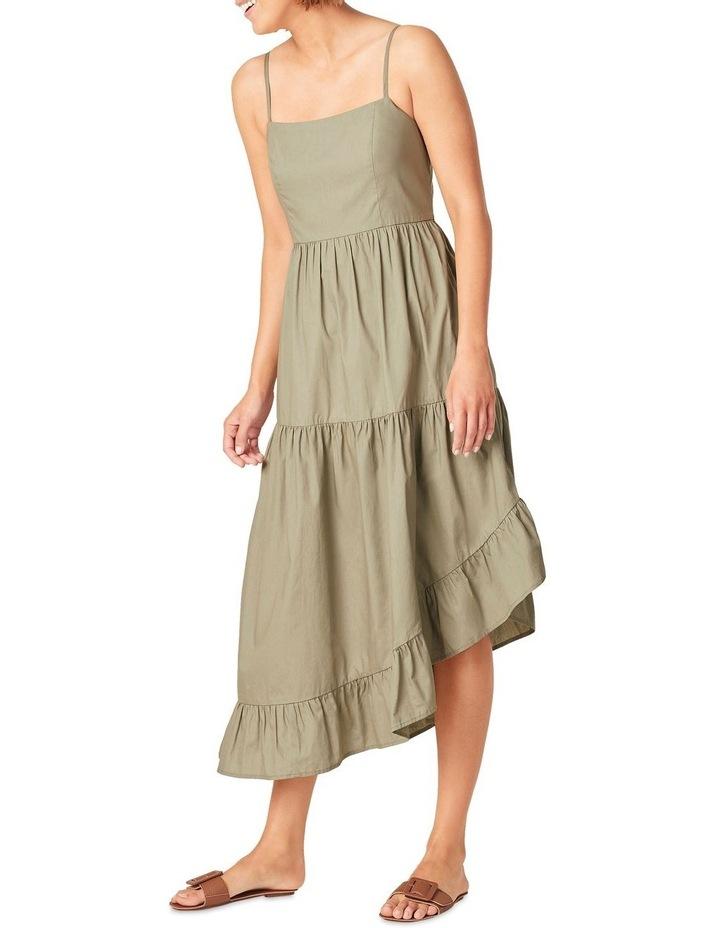 Asymmetrical Cotton Dress image 2