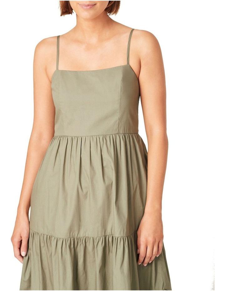 Asymmetrical Cotton Dress image 4