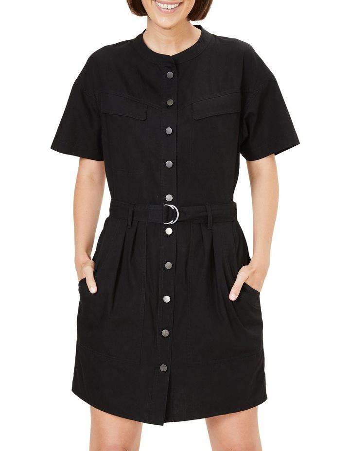 Belted Utility Dress image 1