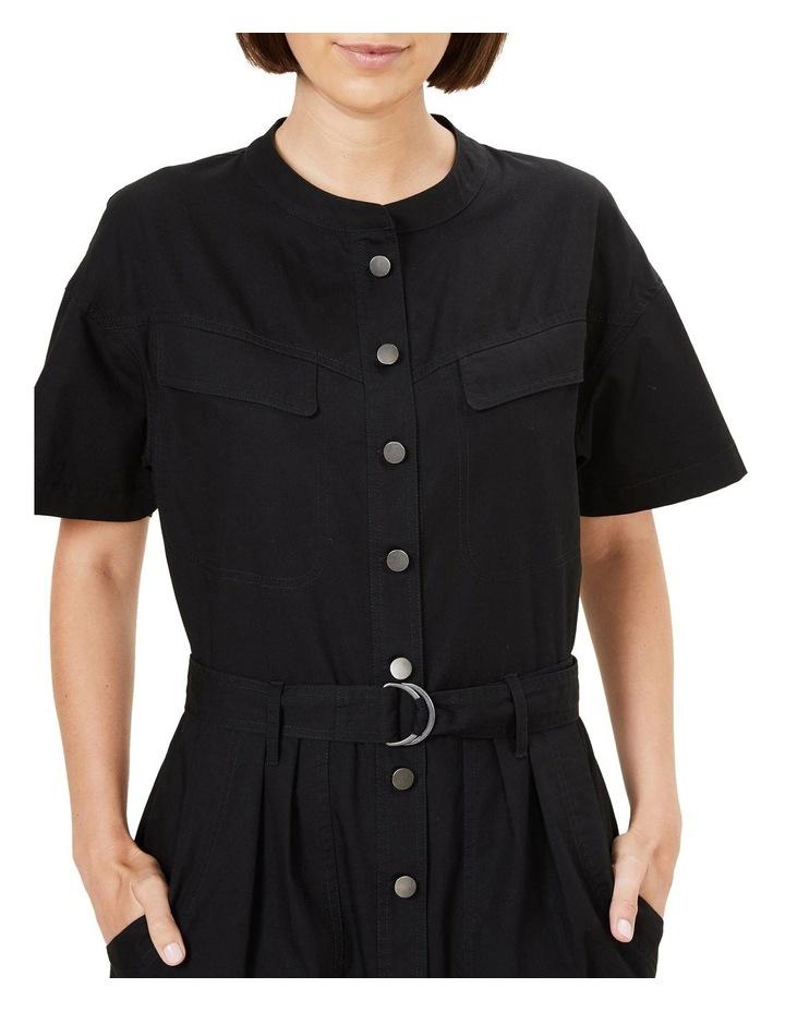Belted Utility Dress image 4