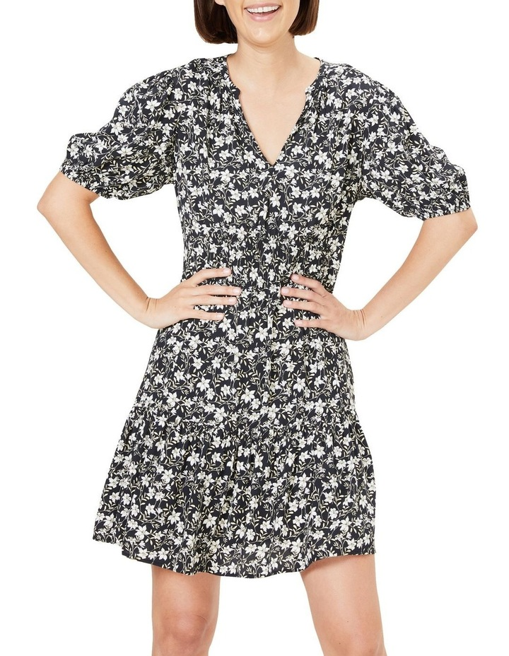 Lily Floral Tea Dress image 1