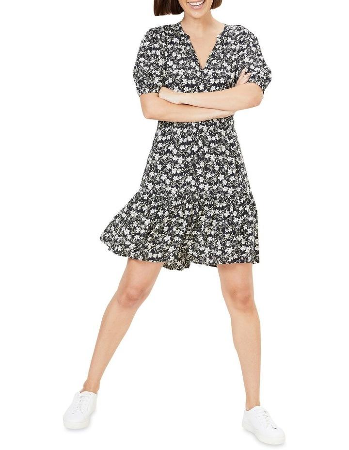 Lily Floral Tea Dress image 2