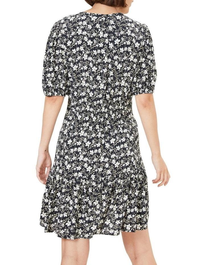 Lily Floral Tea Dress image 3