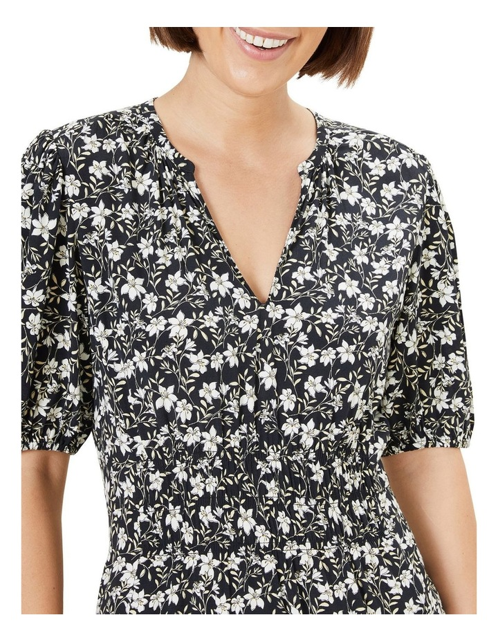 Lily Floral Tea Dress image 4