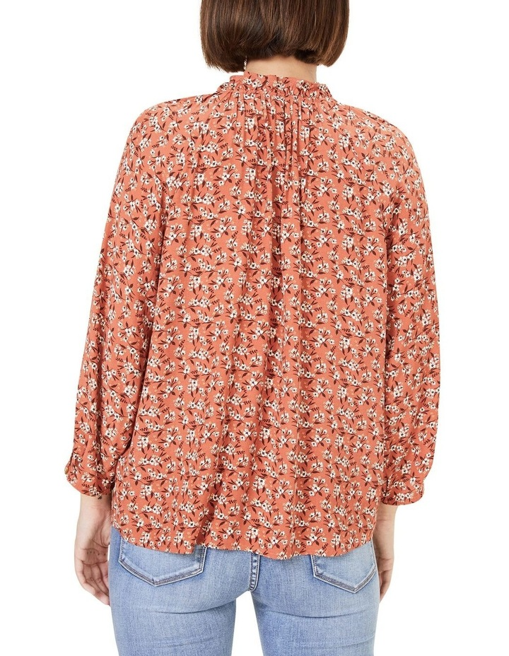 Floral Frill Top image 3
