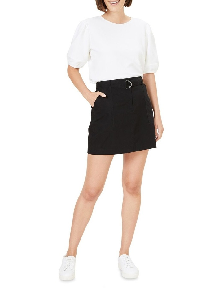 Utility Belted Skirt image 2