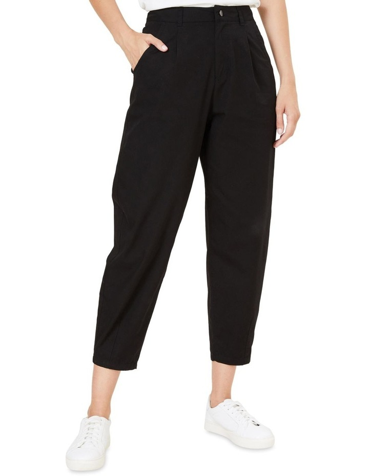 Relaxed High Waist Pant image 1