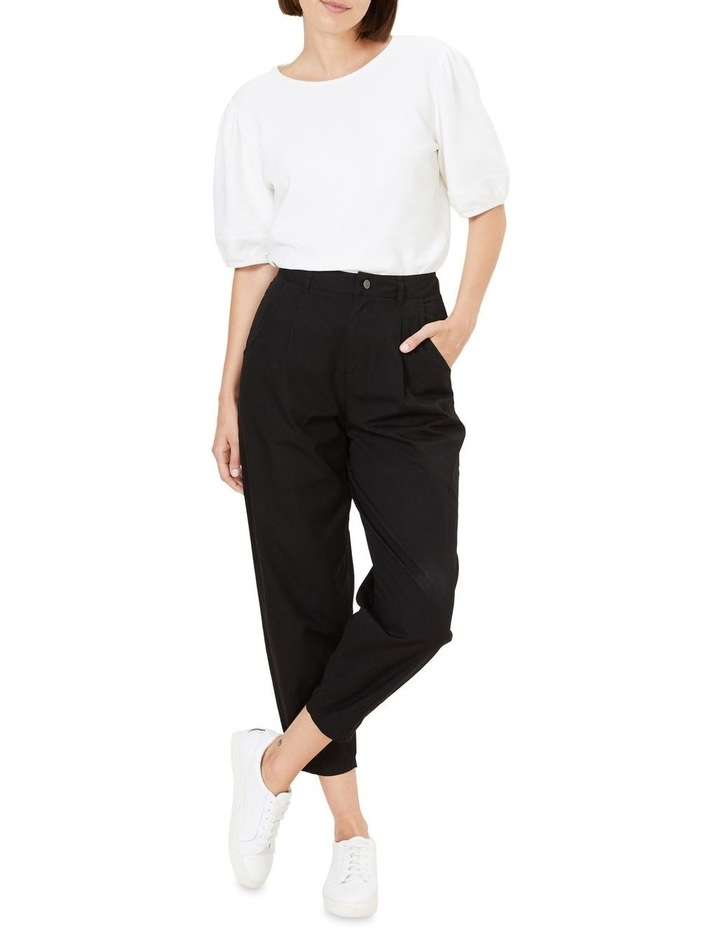 Relaxed High Waist Pant image 2