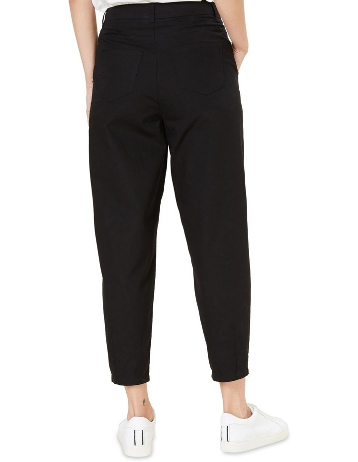 Relaxed High Waist Pant image 3