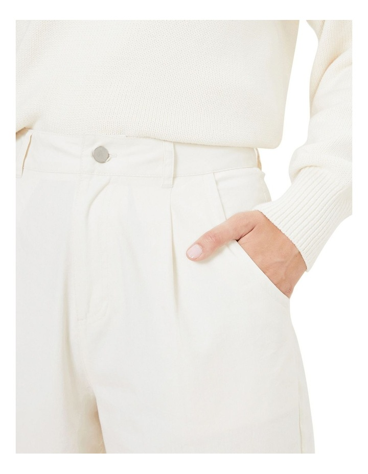Relaxed High Waist Pant image 4