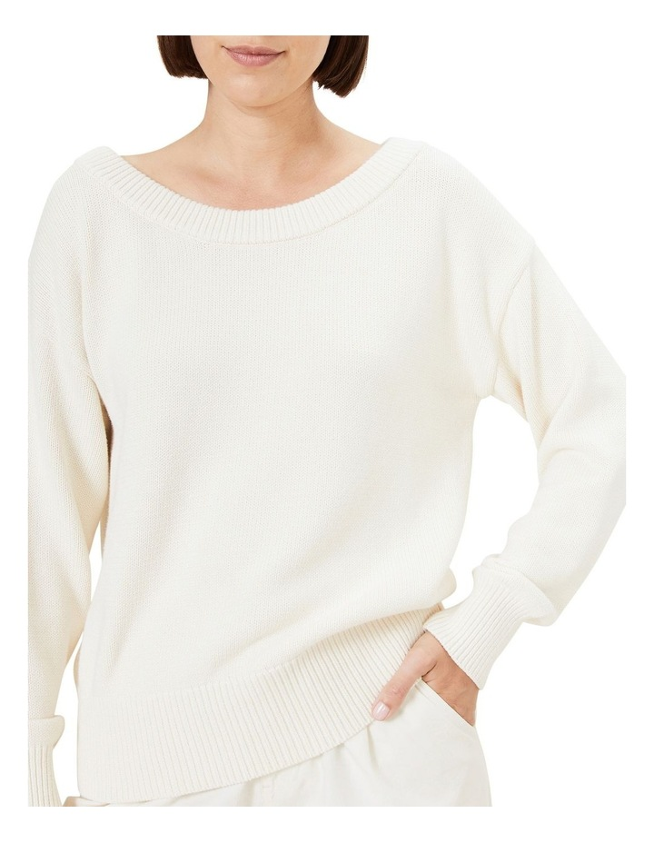 Off Shoulder Knit image 4