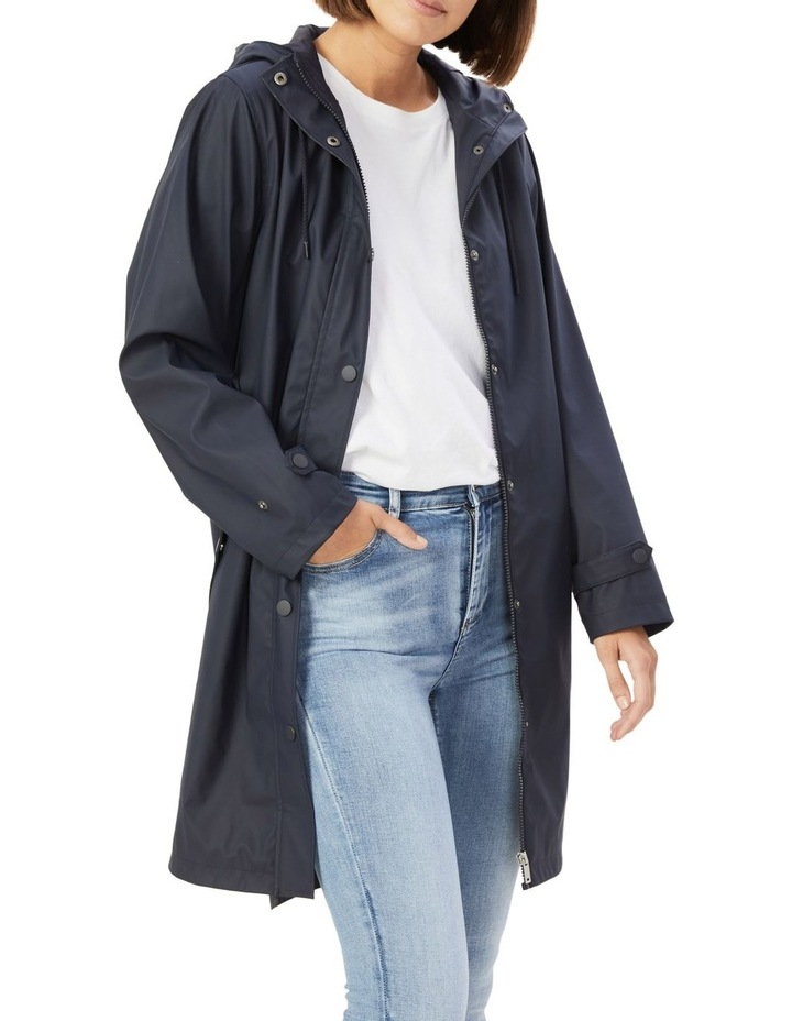 Lola Longline Raincoat image 1