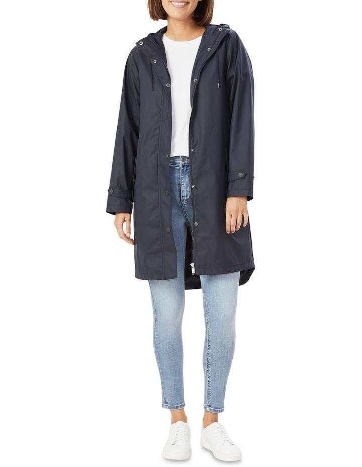 Lola Longline Raincoat image 2