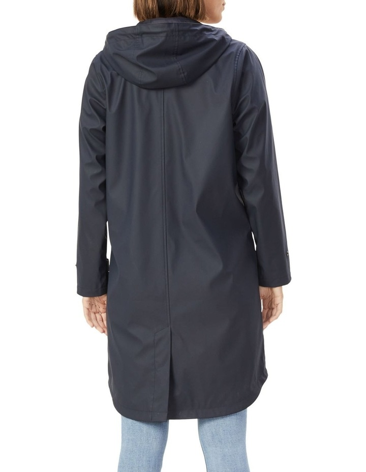 Lola Longline Raincoat image 3