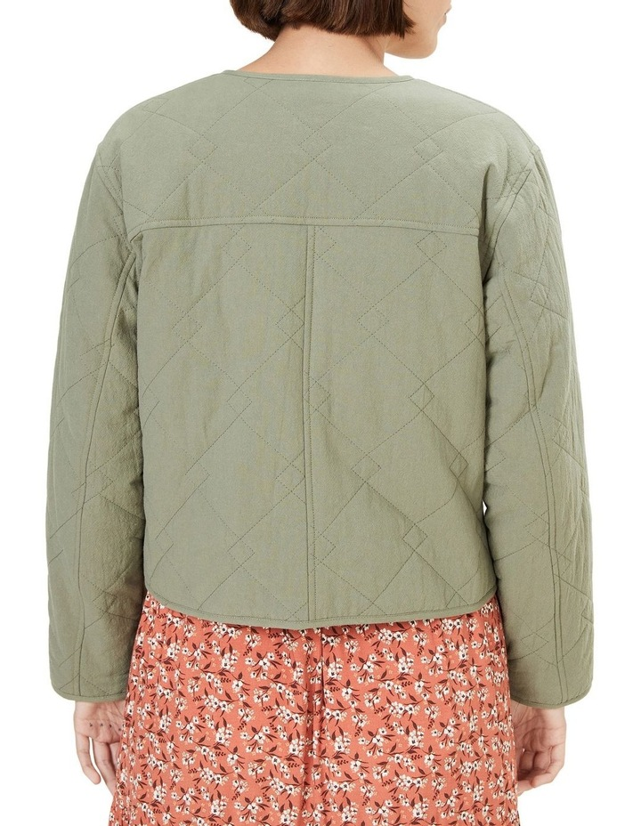 Cotton Quilted Jacket image 3