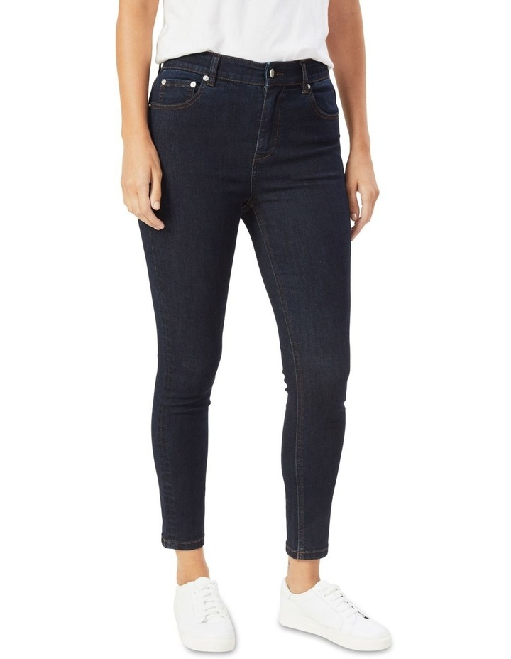 High Rise Skinny Jean image 1
