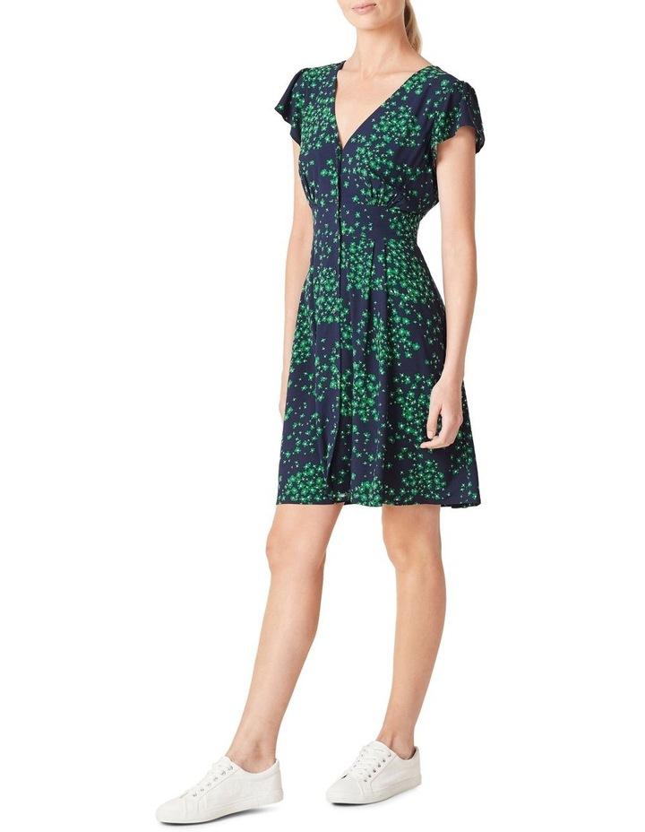 Ditsy Floral Tea Dress image 2