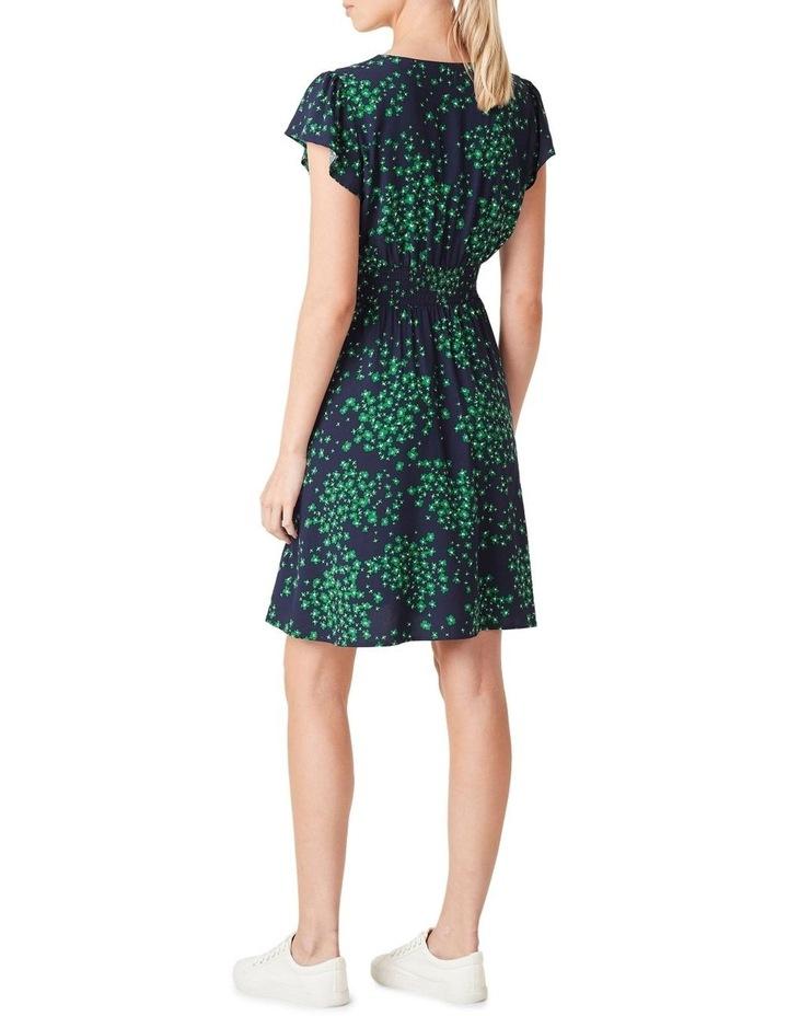 Ditsy Floral Tea Dress image 3