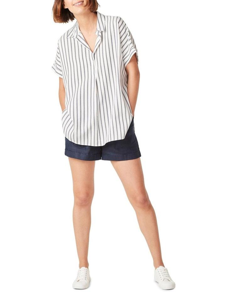 Oversized Short Sleeve Shirt image 1