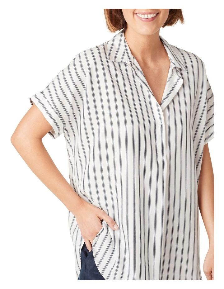 Oversized Short Sleeve Shirt image 4