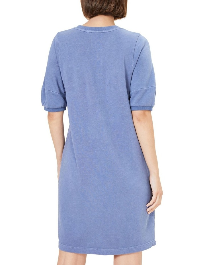 Puff Sleeve Sweat Dress image 3