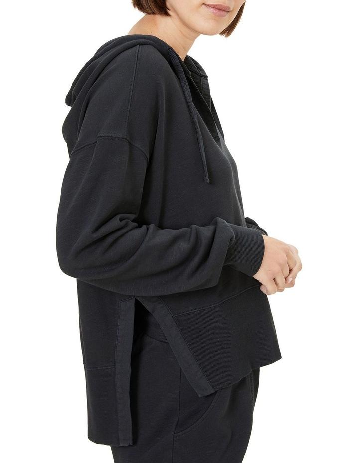 Vintage Wash Hooded Sweat Shirt image 4