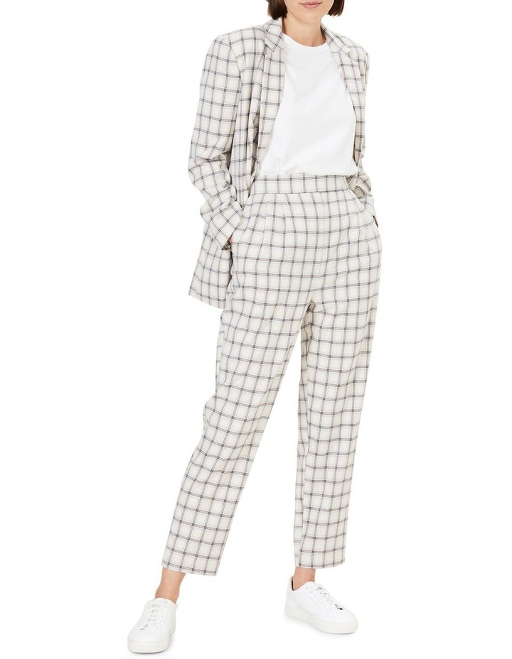 Tailored Check Pant image 2