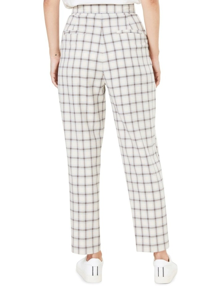 Tailored Check Pant image 3