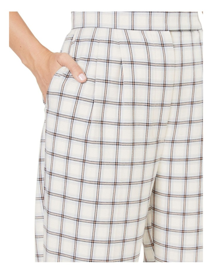 Tailored Check Pant image 4