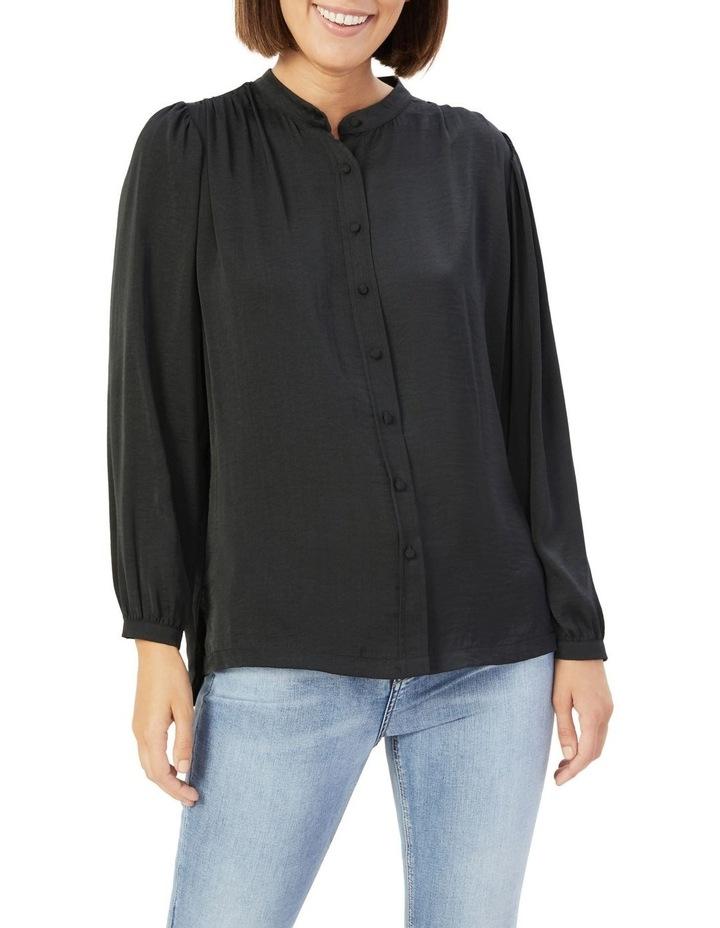 Balloon Sleeve Shirt image 1