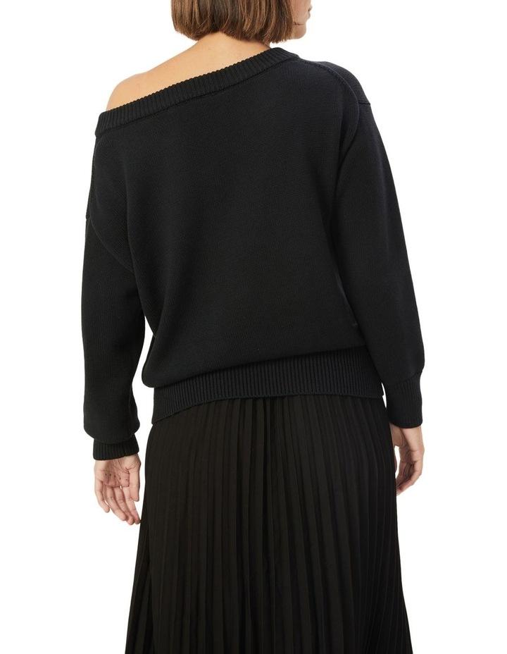 Off Shoulder Knit image 3