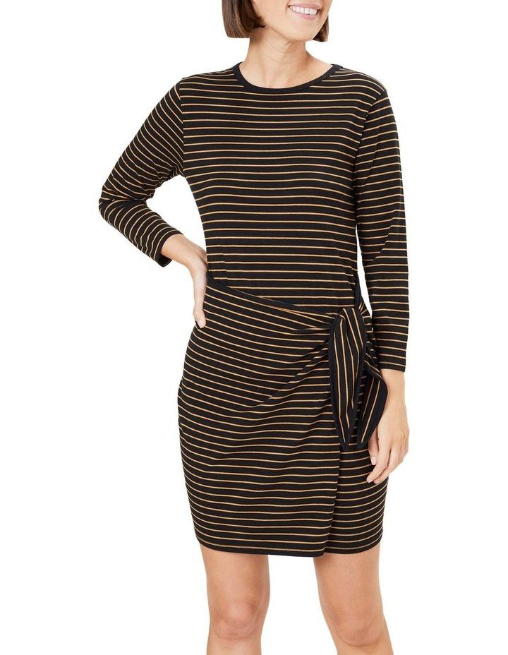 Jersey Wrap Dress image 1