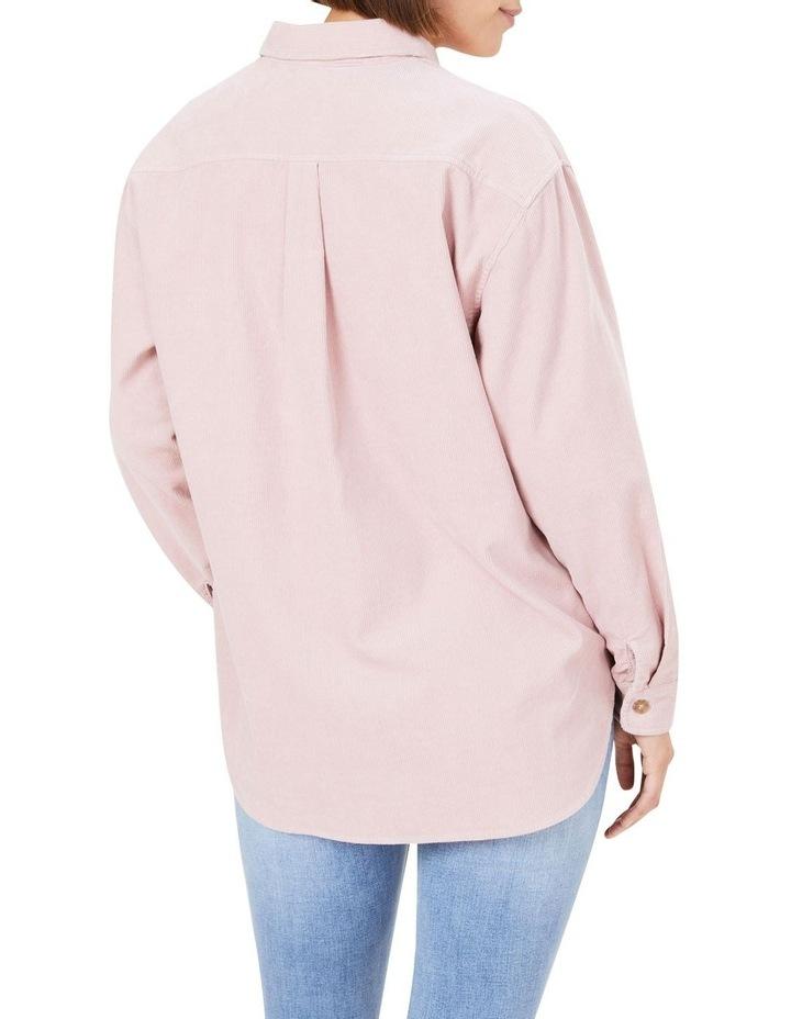 Boyfriend Cord Shirt image 3
