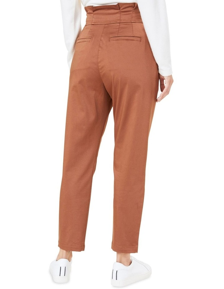 High Waist Belted Pant image 3
