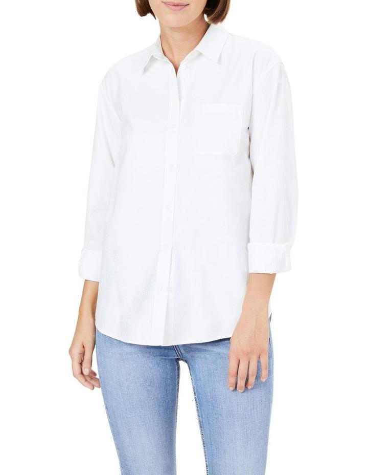 Boyfriend Oxford Shirt image 1