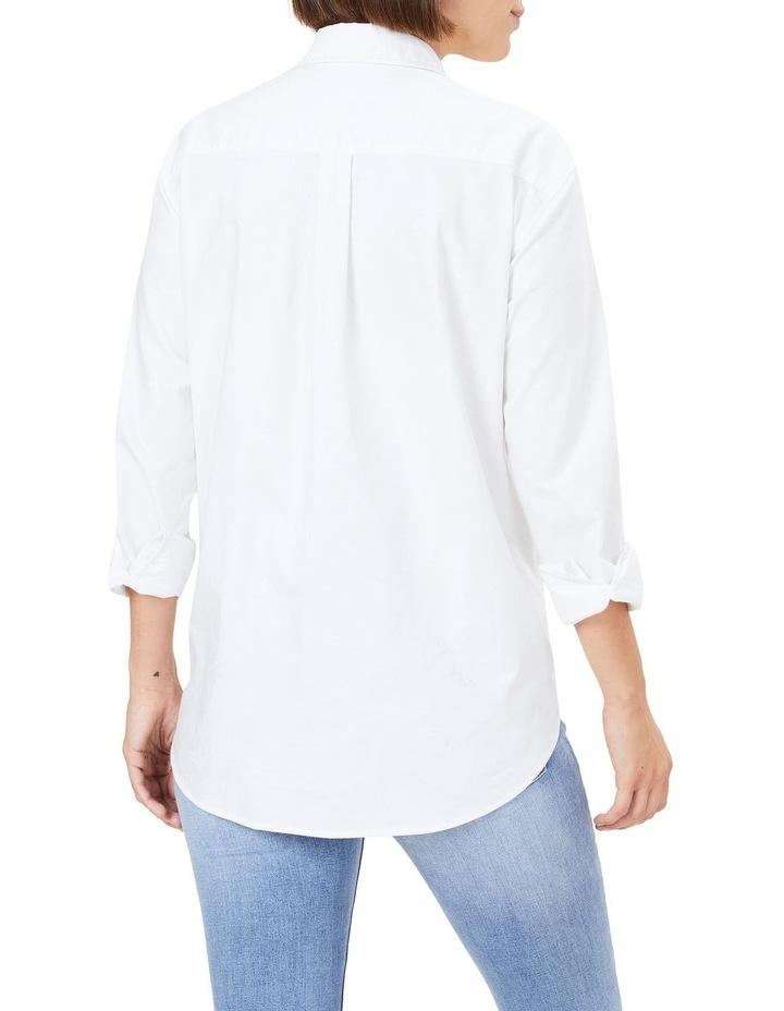 Boyfriend Oxford Shirt image 3