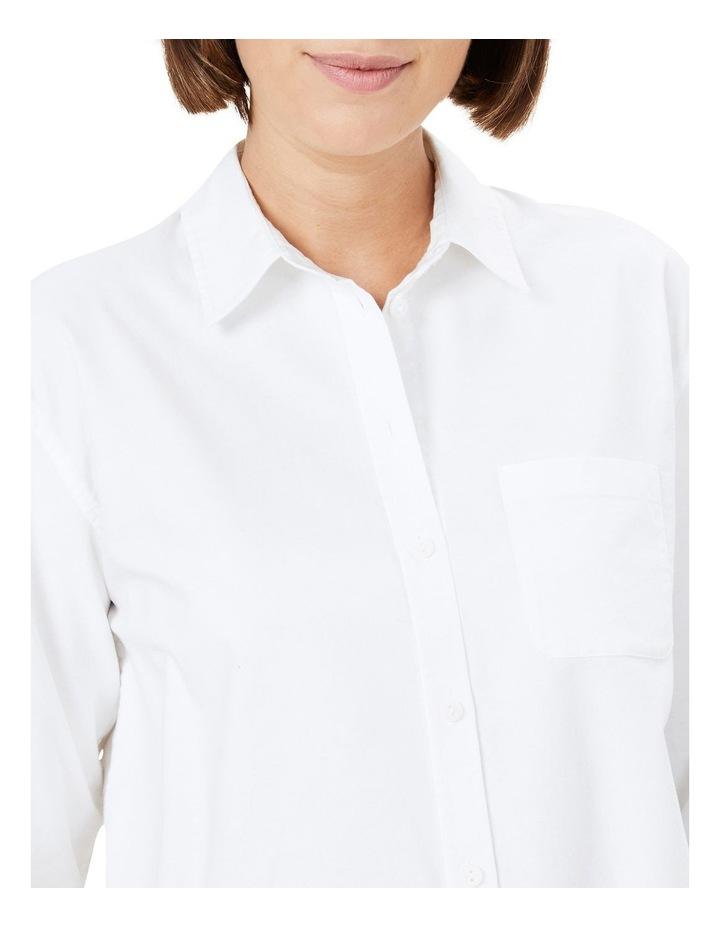 Boyfriend Oxford Shirt image 4