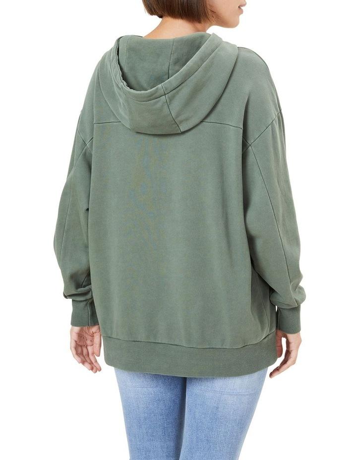 Organic Cotton Hooded Sweat image 3