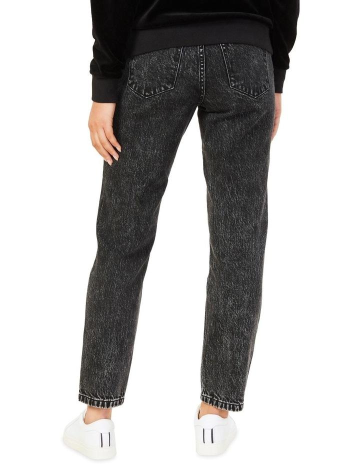High Rise Straight Leg Jean image 3