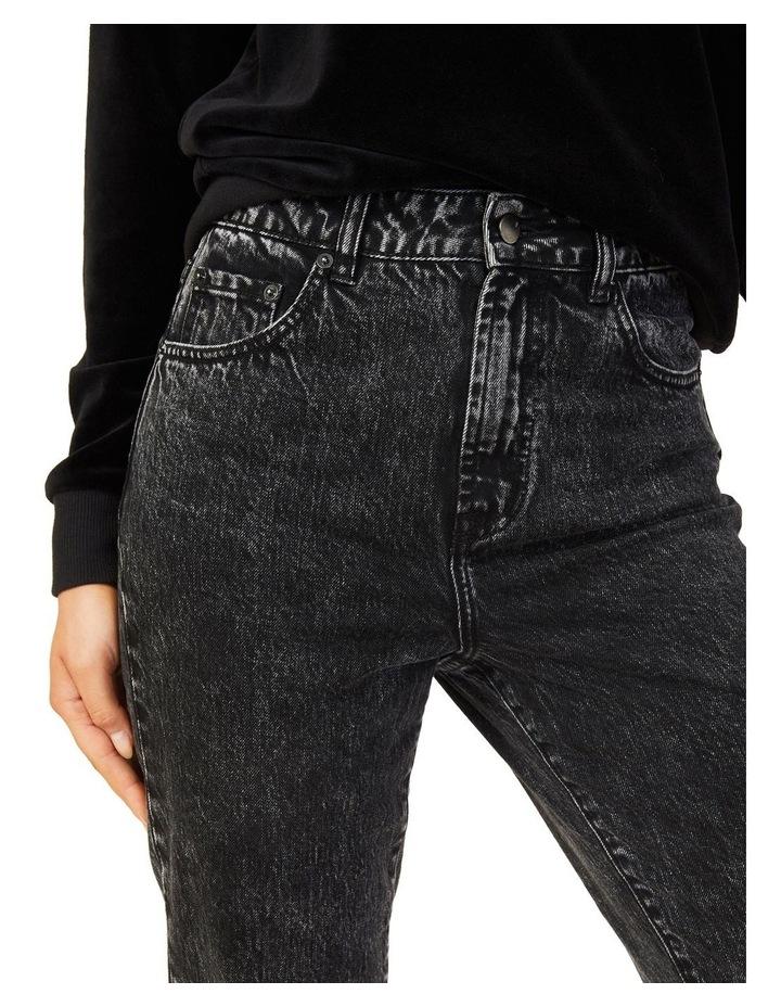 High Rise Straight Leg Jean image 4