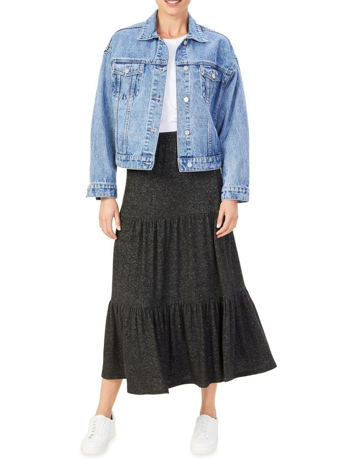 Cosy Tiered Skirt image 2