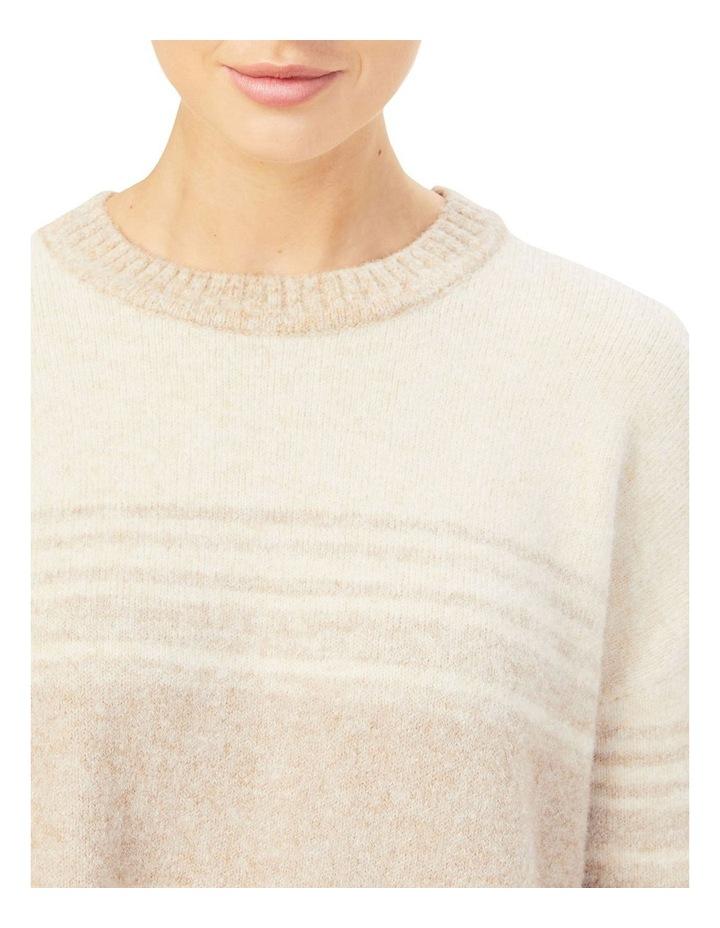 Ombre Stripe Knit image 1
