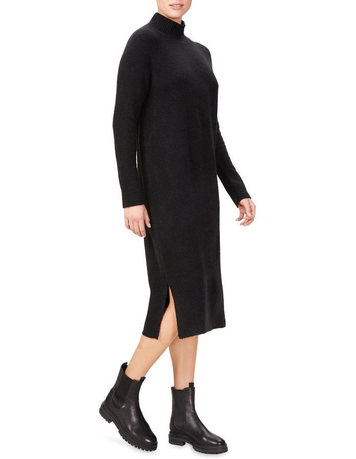Cosy High Neck Dress image 2