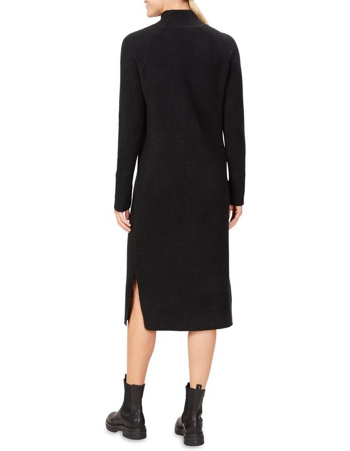 Cosy High Neck Dress image 3