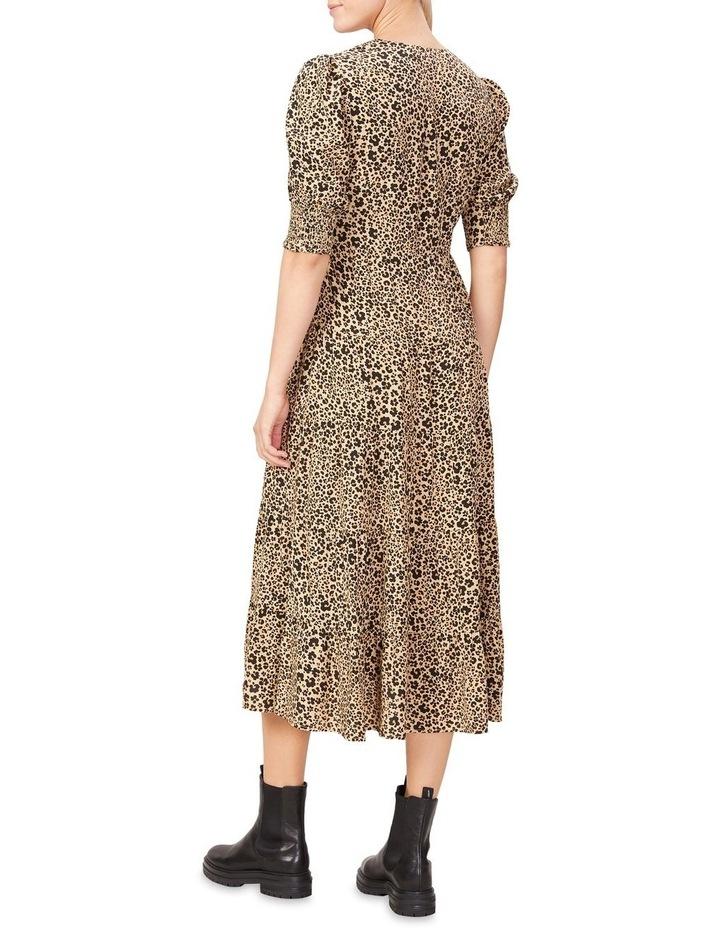 Tiered Midi Dress image 3